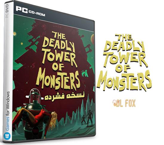 دانلود نسخه فشرده بازی The Deadly Tower of Monsters برای PC