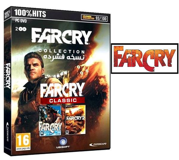 دانلود نسخه فشرده بازی FarCry Classic & FarCry 2 Fortune