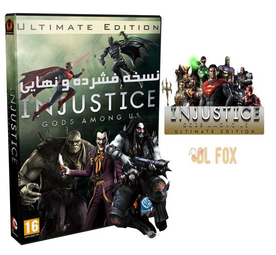 دانلود بازی Injustice Gods Among Us Ultimate Edition برای PC