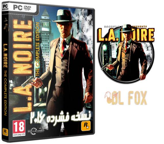 دانلود نسخه فشرده بازی L.A. Noire: The Complete Edition برای PC