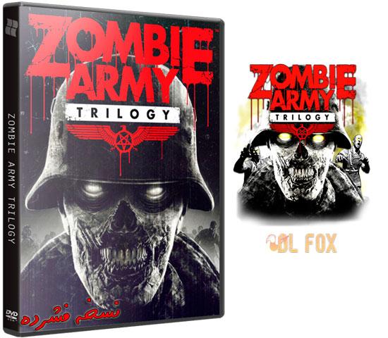 دانلود نسخه فشرده بازی Zombie Army Trilogy برای PC