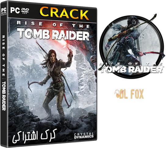 دانلود Crack And Legit DLC Unlocker بازی Rise of the Tomb Raider برای PC