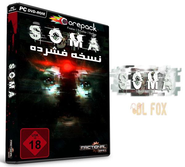 دانلود نسخه فشرده بازی SOMA Incl. Update 4+5 برای PC