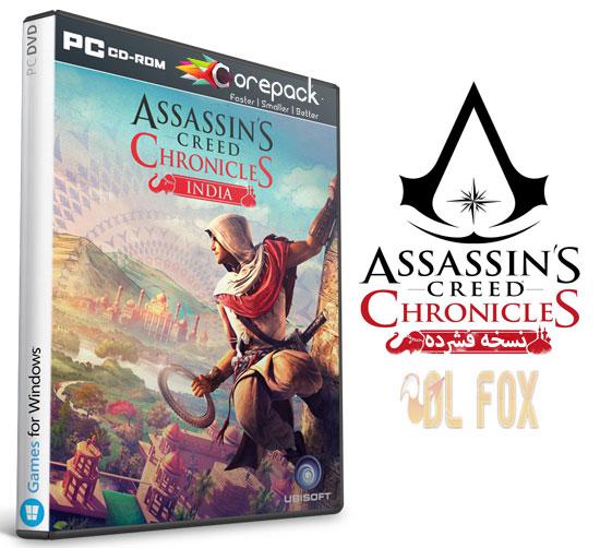 دانلود نسخه  Black Box بازی Assassins Creed Chronicles India برای PC