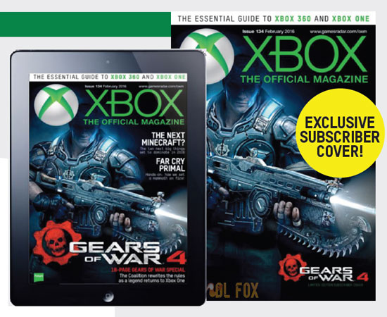 دانلود مجله Xbox The Official Magazine – February 2016