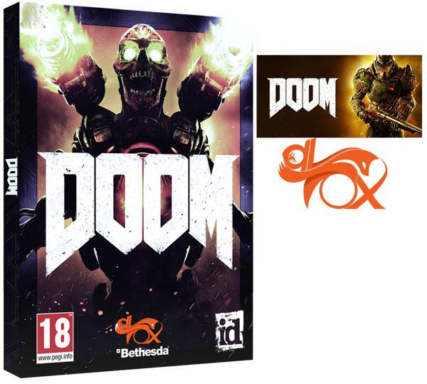 دانلود نسخه فوق فشرده بازی (Doom IV (2016 برای PC