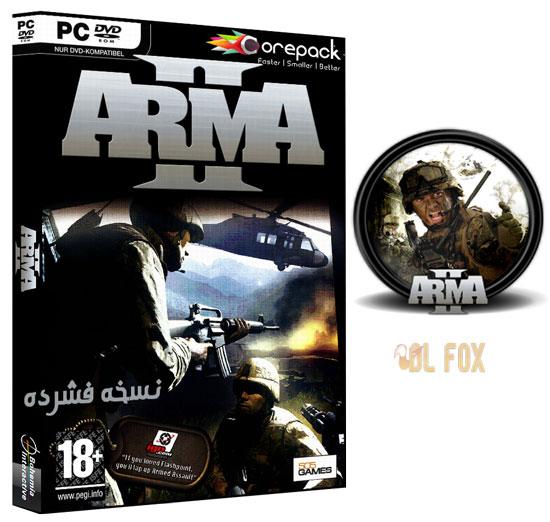 دانلود نسخه فشرده بازی ARMA 2 Compete Pack+DAYZ+MP برای PC