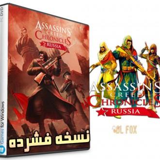 دانلود نسخه فشرده بازی Assassins Creed Chronicles Russia برای PC