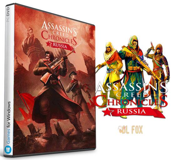 دانلود بازی Assassins Creed Chronicles Russia برای PC