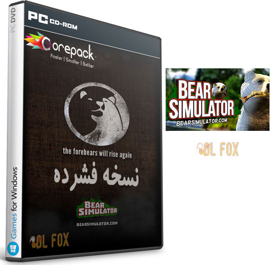 دانلود نسخه فشرده بازی BEAR SIMULATOR برای PC