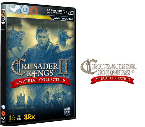 دانلود نسخه فشرده بازی Crusader Kings II: Imperial Collection برای PC
