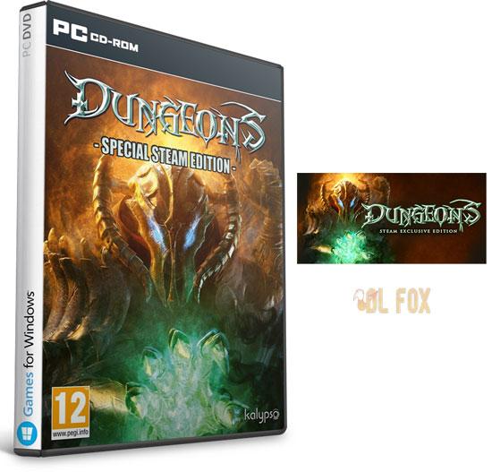 دانلود بازی DUNGEONS–Steam Special Edition برای PC