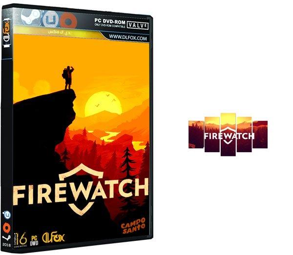 دانلود نسخه فشرده بازی Firewatch برای PC