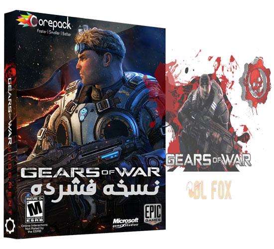 دانلود نسخه فشرده بازی Gears of War Complete Pack برای PC