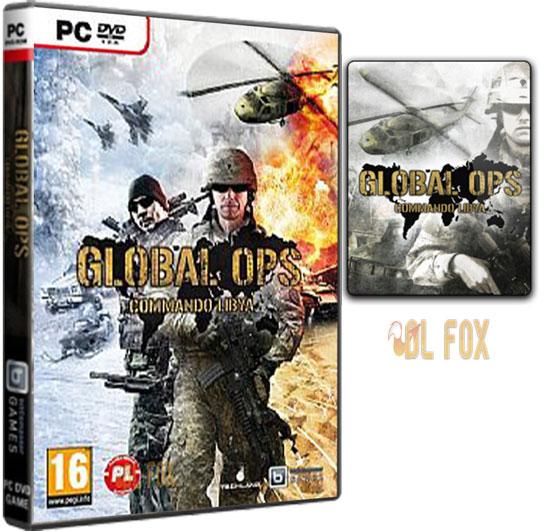 دانلود نسخه فشرده بازی Global Ops Commando Libya برای PC