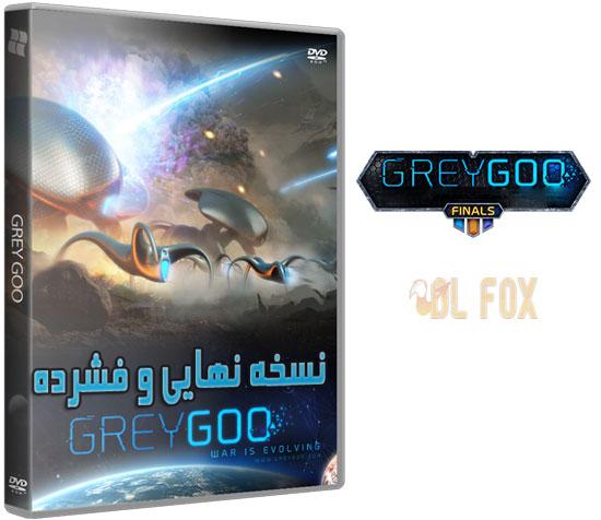 دانلود نسخه فشرده بازی Grey Goo – Definitive Edition برای PC