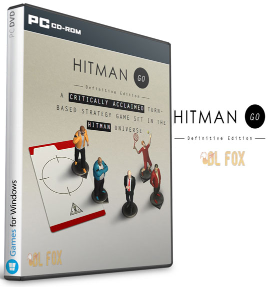 دانلود بازی Hitman GO: Definitive Edition برای PC