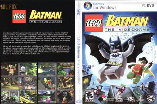 دانلود بازی Lego Batman The VideoGame برای PC