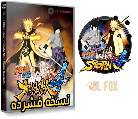 دانلود نسخه فشرده بازی Naruto Shippuden: Ultimate Ninja Storm 4 برای PC