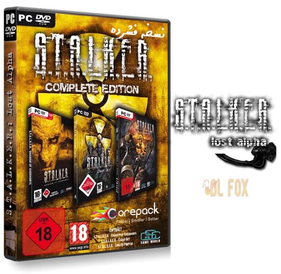 دانلود نسخه فشرده S.T.A.L.K.E.R Trilogy  برای PC
