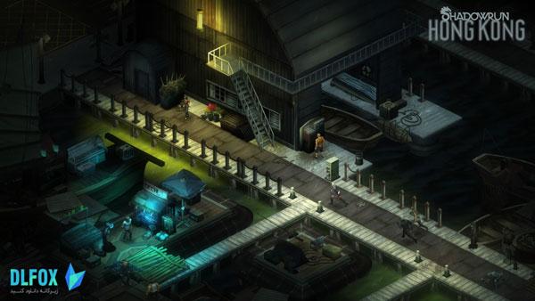 دانلود نسخه فشرده بازی Shadowrun Hong Kong Extended Edition Deluxe برای PC