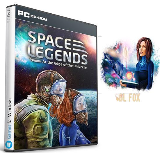 دانلود بازی Space Legends: At the Edge of the Universe برای PC