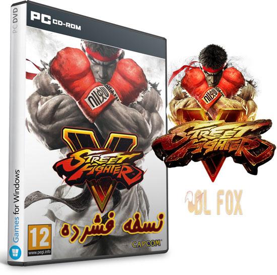 دانلود نسخه فشرده بازی Street Fighter V برای PC