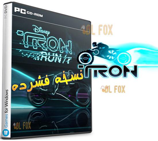 دانلود نسخه فشرده بازی TRON RUN برای PC
