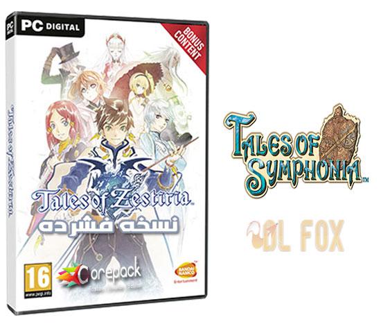 دانلود نسخه فشرده بازی Tales of Symphonia Inc. Update 1 برای PC