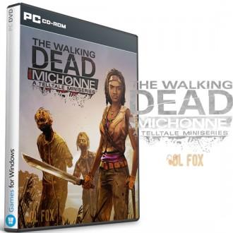 دانلود نسخه فشرده بازی The Walking Dead:Michonne–A Telltale Miniseriesبرای PC