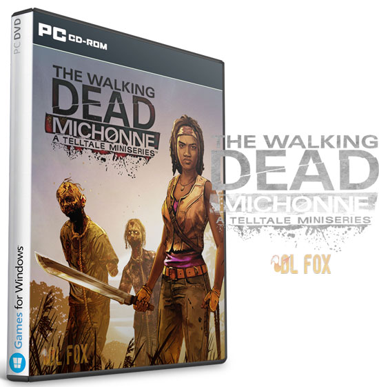 دانلود نسخه فشرده بازی The Walking Dead:Michonne–A Telltale Miniseriesبرای PC