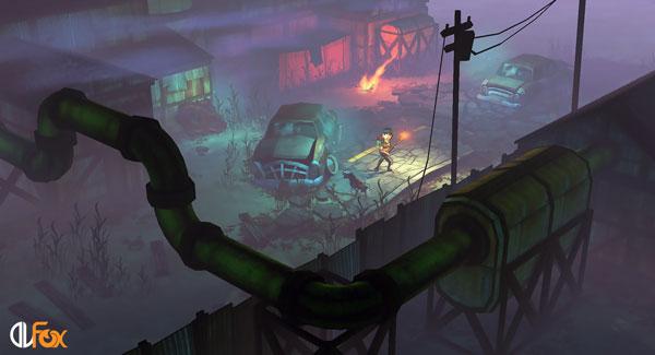 دانلود نسخه فشرده بازی Flame in the Flood برای PC