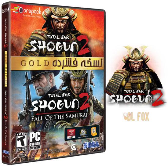 دانلود نسخه فشرده بازی Total War Shogun 2 برای PC