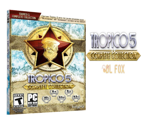 دانلود بازی Tropico 5 Complete Collectionبرای PC
