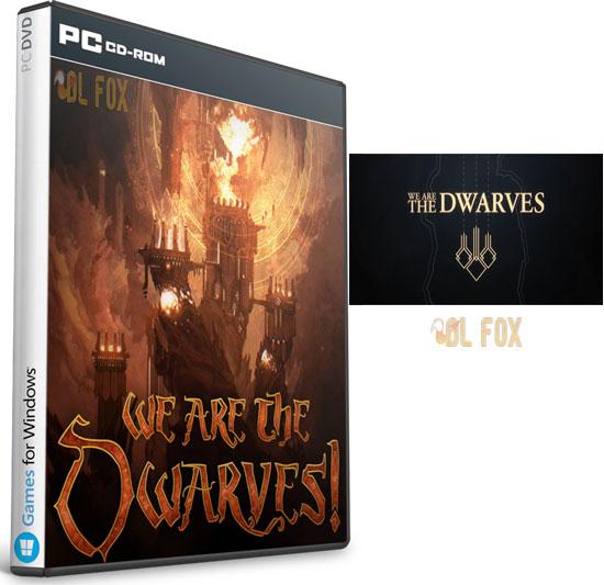 دانلود بازی We Are The Dwarves Multilenguaje برای PC