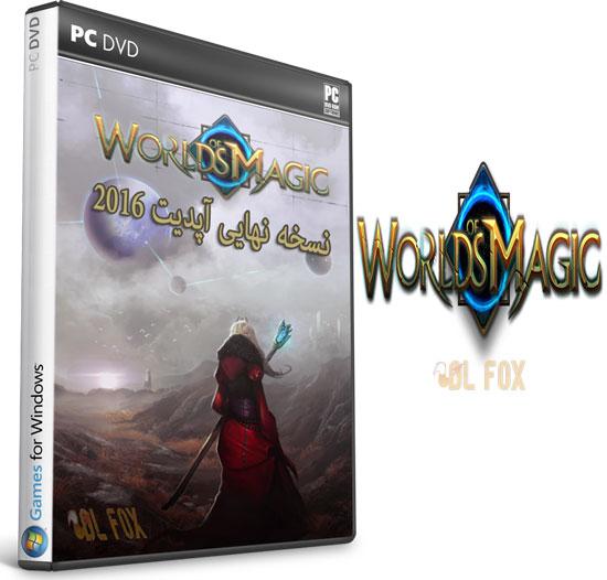 دانلود بازی Worlds of Magic Multilenguaje برای PC