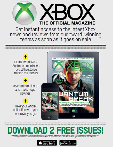 دانلود مجله Xbox: The Official Magazine – March 2016