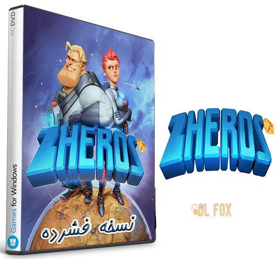 دانلود نسخه فشرده بازی ZHEROS برای PC