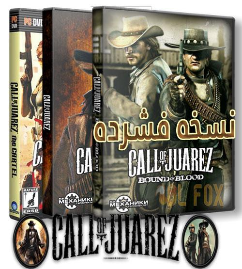 دانلود نسخه فشرده کالکشن بازی Call of Juarez – Anthology برای PC