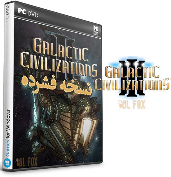 دانلود نسخه فشرده بازی Galactic Civilizations III برای PC