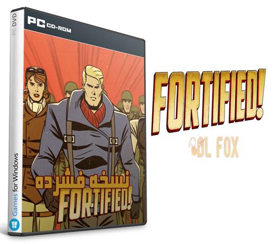دانلود نسخه فشرده بازی Fortified برای PC