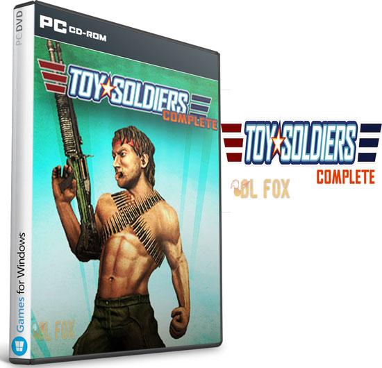 دانلود نسخه فشرده بازی Toy Soldiers: Complete برای PC