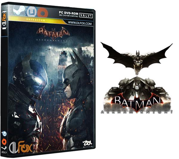 دانلود نسخه فشرده Batman: Arkham Knight + All DLCs CPY برای PC