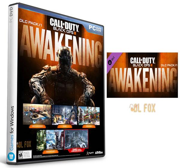 دانلود DLC جدید بازی CALL OF DUTY BLACK OPS III برای PC