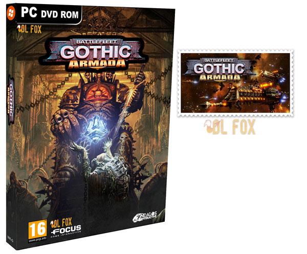 دانلود نسخه فشرده بازی BATTLEFLEET GOTHIC ARMADA  برای PC