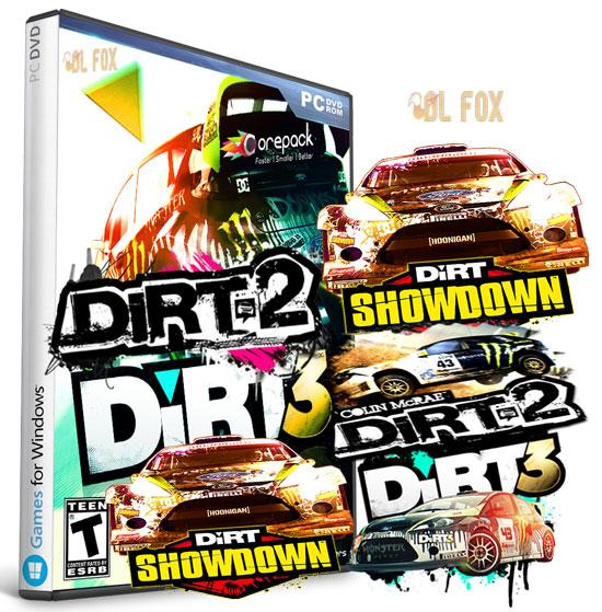 دانلود نسخه فشرده بازی DiRT Complete Edition برای PC