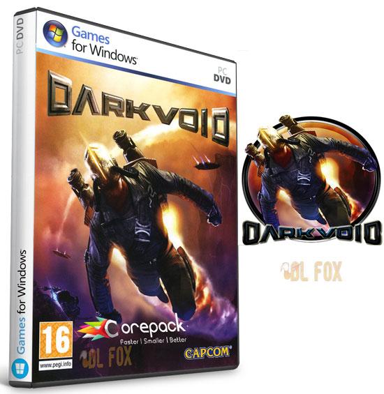 دانلود نسخه فشرده بازی Dark Void برای PC