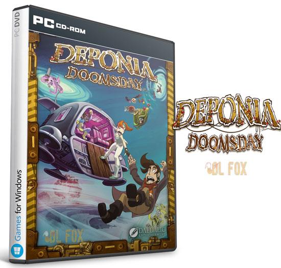 دانلود بازی Deponia Doomsday Multilenguaje برای PC