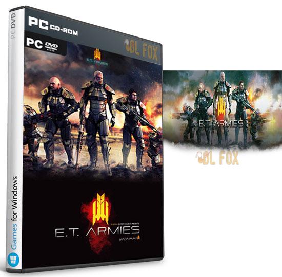 دانلود بازی E.T.ARMIES 2016 برای PC