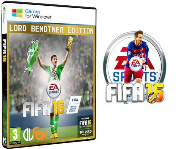 دانلود بازی FIFA 16 برای کامپیوتر